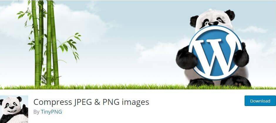 TinyPNGのプラグインver