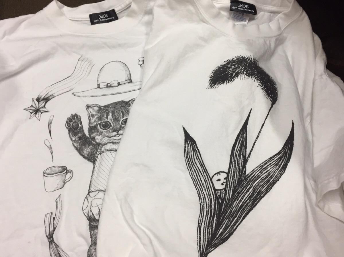 絵本作家ヒグチユウコのTシャツ