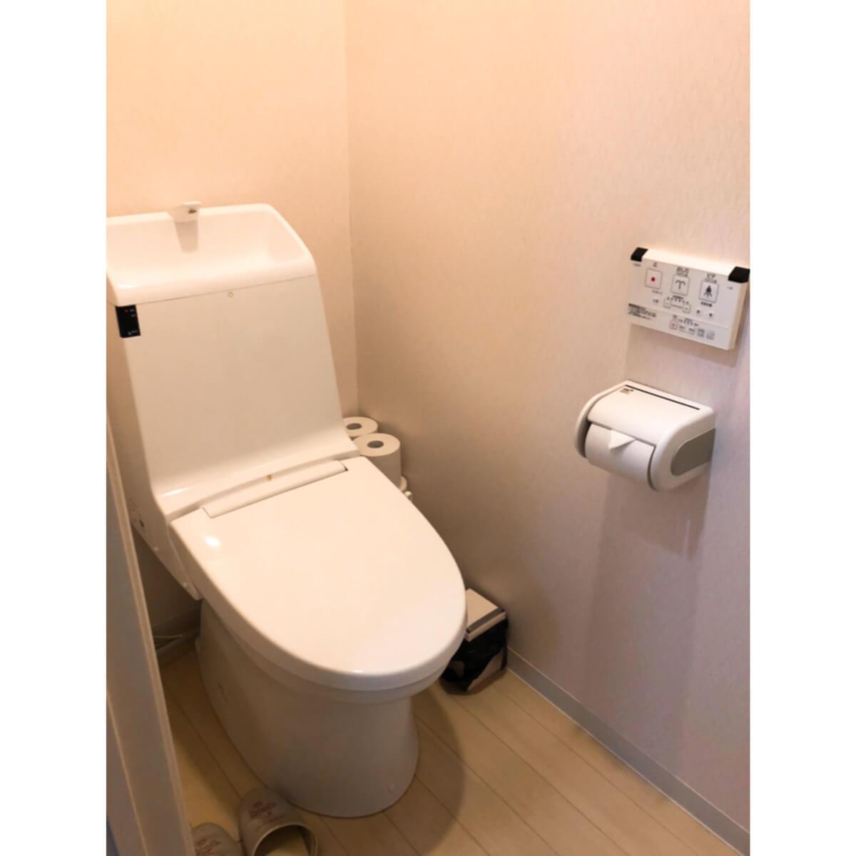 トイレの写真